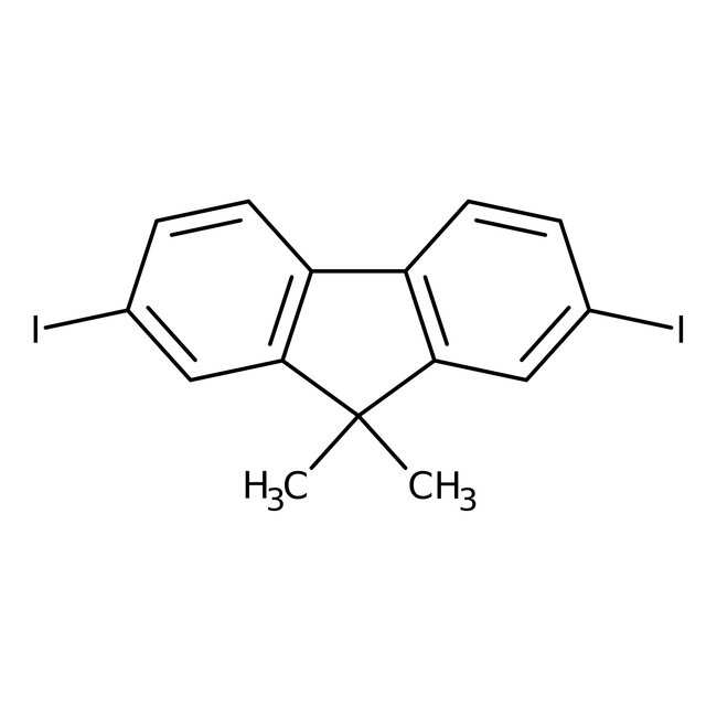 2,7-Diiodo-9,9-dimethylfluorene 98.0 %, TCI America