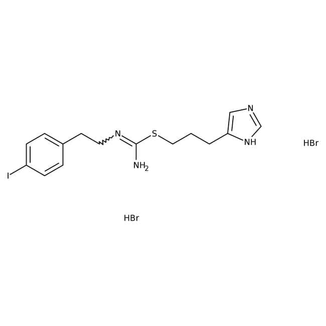 Iodophenpropit dihydrobromide, Tocris Bioscience™ 10mg Iodophenpropit dihydrobromide, Tocris Bioscience™