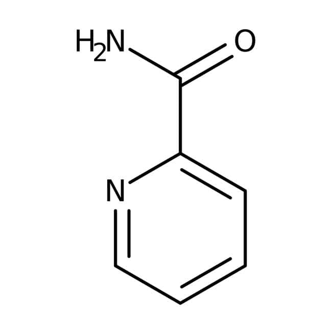 Picolinamide, 98%, ACROS Organics™ 50g Picolinamide, 98%, ACROS Organics™