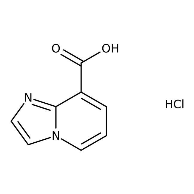 Imidazo[1,2-a]pyridine-8-carboxylic acid hydrochloride, 97%, ACROS Organics™