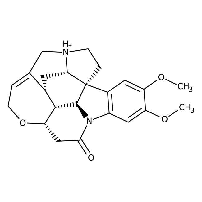 Brucine dihydrate, 99%, ACROS Organics™