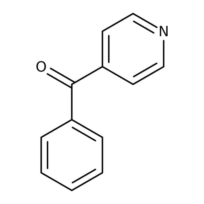 4-Benzoylpyridine, 98%, ACROS Organics™