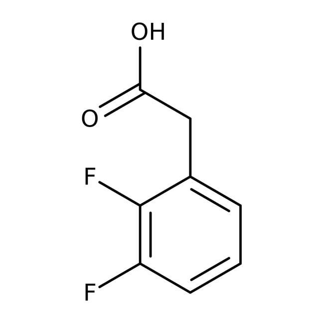 2,3-Difluorophenylacetic acid, 97%, ACROS Organics™ 5g 2,3-Difluorophenylacetic acid, 97%, ACROS Organics™