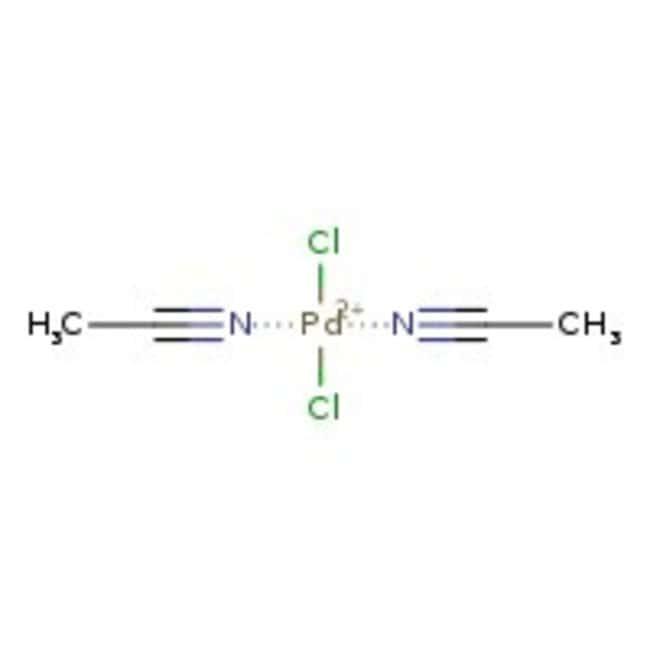 Alfa Aesar  Bis(acetonitrile)dichloropalladium(II), Pd 40.5%
