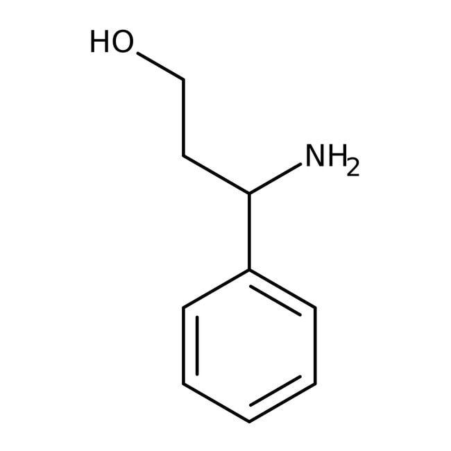 3-Amino-3-phenyl-1-propanol, 94%, ACROS Organics™