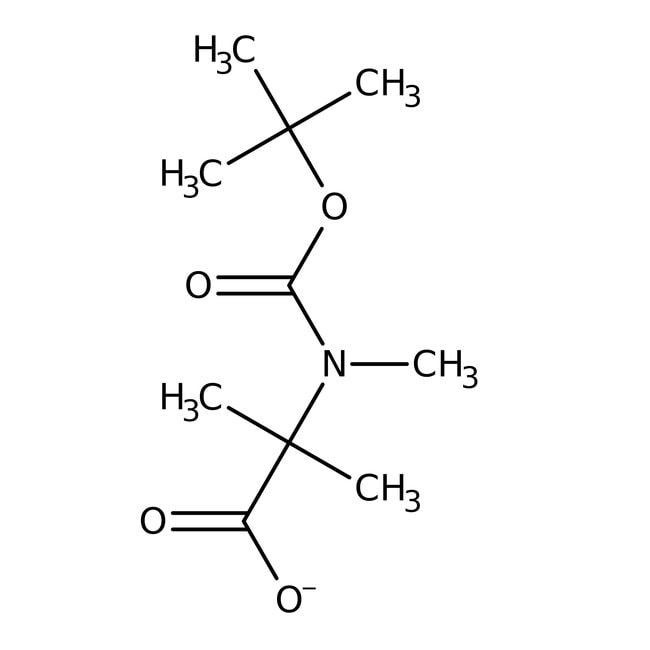 N-BOC-N,2-Dimethylalanine, 98+%, ACROS Organics™