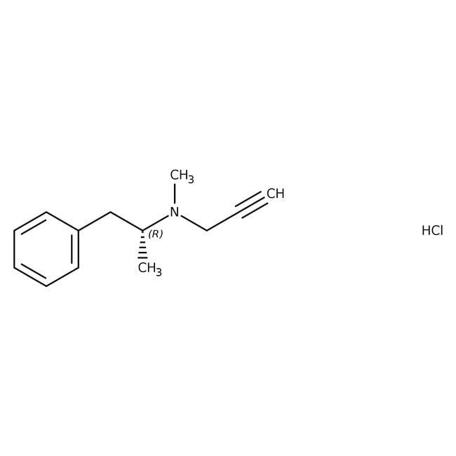 Selegiline Hydrochloride, USP, 98-101%, Spectrum