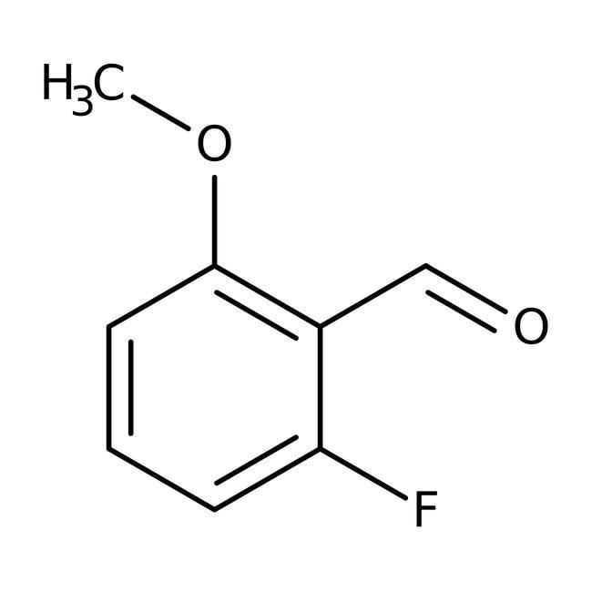 2-Fluoro-6-methoxybenzaldehyde, 98%, ACROS Organics™