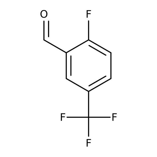 Alfa Aesar  2-Fluoro-5-(trifluoromethyl)benzaldehyde, 97%
