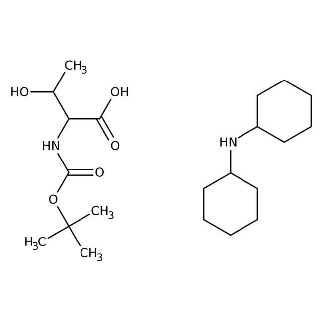 Alfa Aesar  N-Boc-L-allo-threonine dicyclohexylammonium salt, 98%
