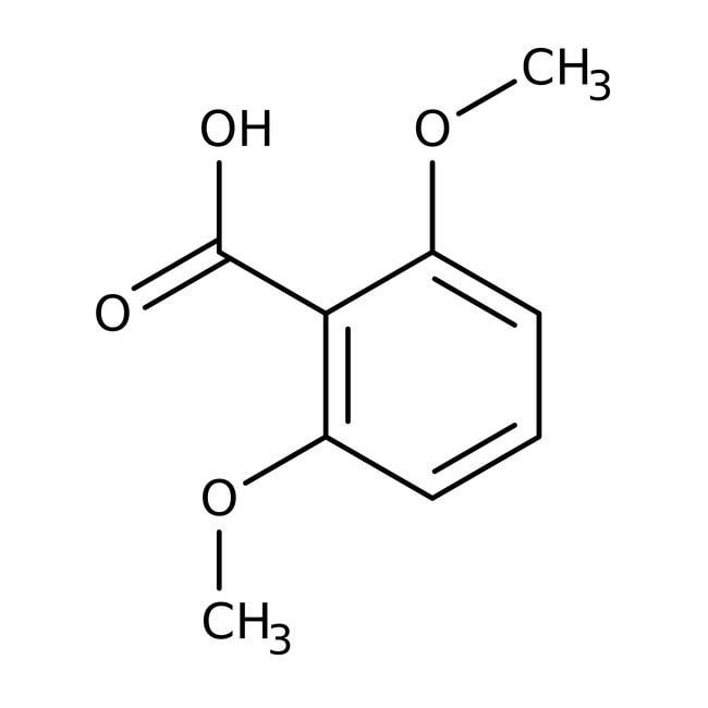 2,6-Dimethoxybenzoic acid, 99%, Acros Organics