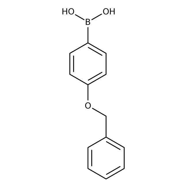 Alfa Aesar  4-Benzyloxybenzeneboronic acid, 97%