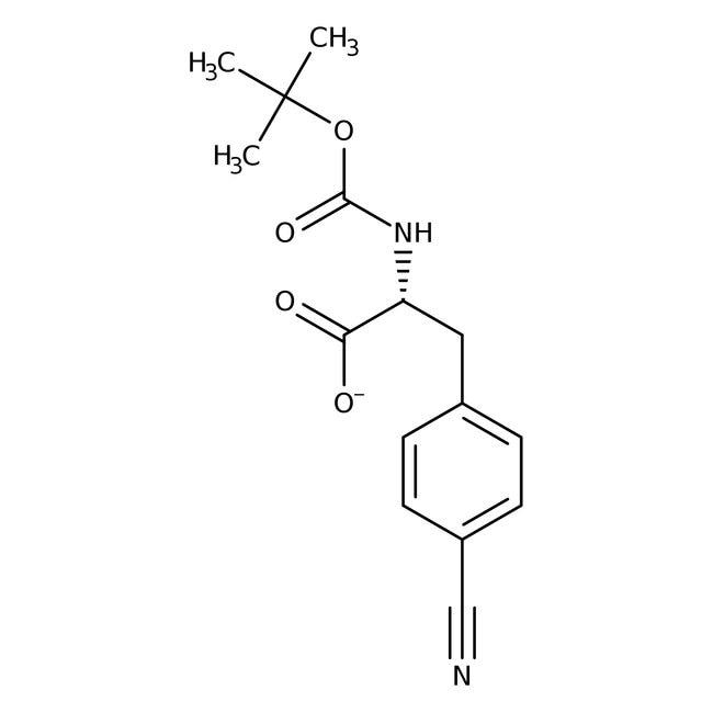 Alfa Aesar™N-Boc-4-cyano-D-phenylalanine, 98% 5g Alfa Aesar™N-Boc-4-cyano-D-phenylalanine, 98%