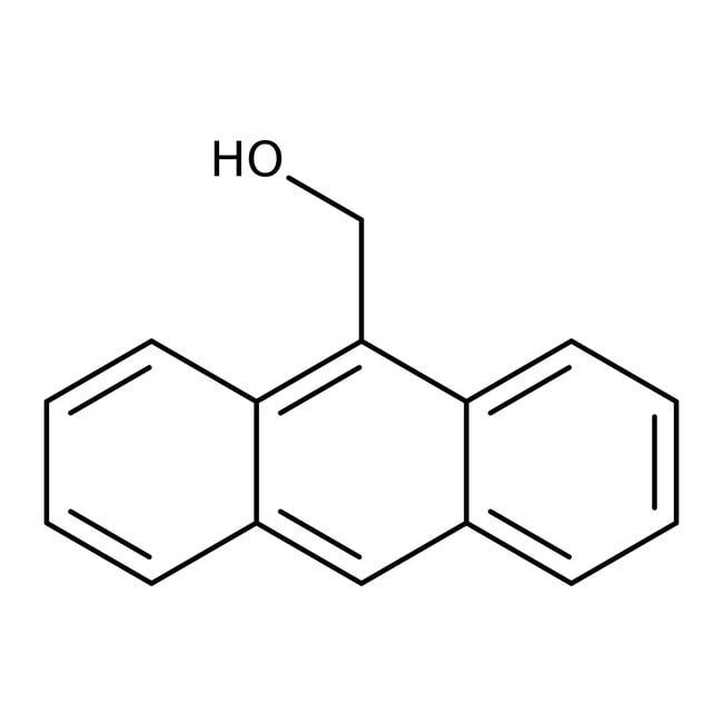 9-Anthracenemethanol, 98%, ACROS Organics