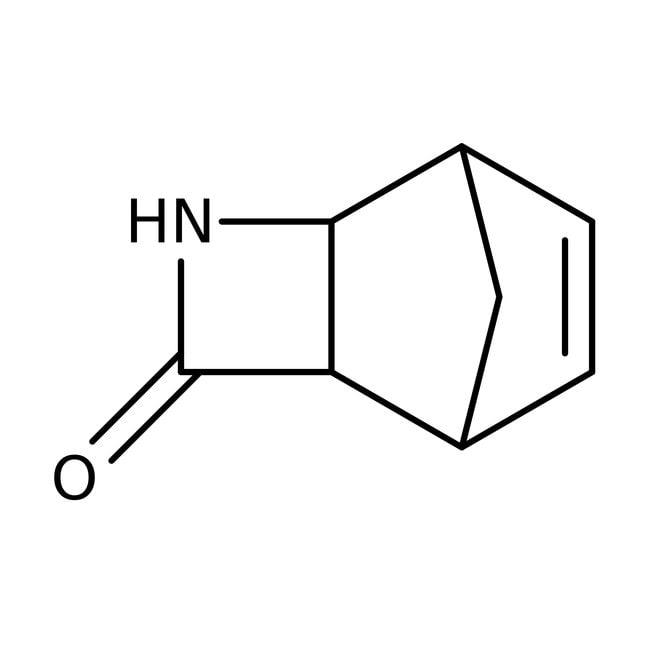 4-Oxo-3-Aza-Tricyclo[4.2.1.0 (2.5 )]non-7-en, 99%, ACROS Organics™ 1 g-Glasflasche 4-Oxo-3-Aza-Tricyclo[4.2.1.0 (2.5 )]non-7-en, 99%, ACROS Organics™