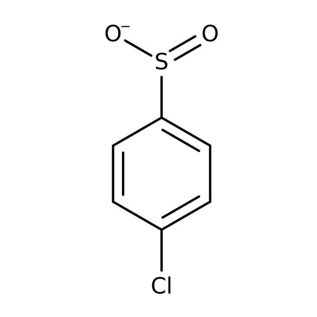 4-Chlorobenzenesulfinic acid sodium salt hydrate, 98%, Acros Organics