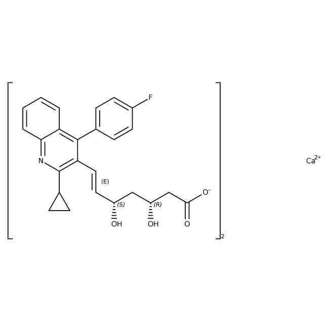 Pitavastatin calcium, Tocris Bioscience
