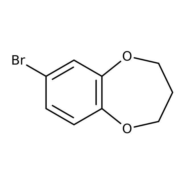 7-Bromo-3,4-dihydro-2H-1,5-benzodioxepine, 97%, Maybridge
