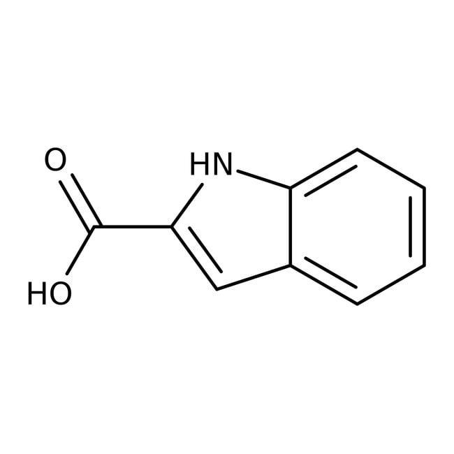 Indole-2-carboxylic acid, 99%, ACROS Organics™