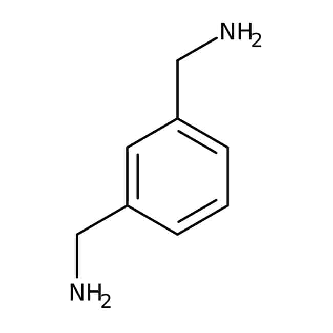 m-Xylylenediamine, 99%, ACROS Organics™: Benzene and substituted derivatives Benzenoids
