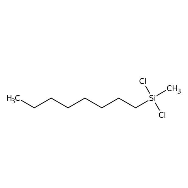 Octylmethyldichlorosilane, 97%, ACROS Organics™
