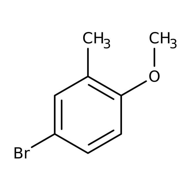 Alfa Aesar  4-Bromo-2-methylanisole, 98+%