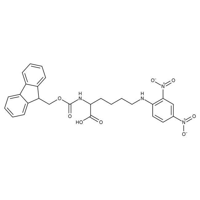 Alfa Aesar  Nepsilon-2,4-Dinitrophenyl-Nalpha-Fmoc-L-lysine, 98%