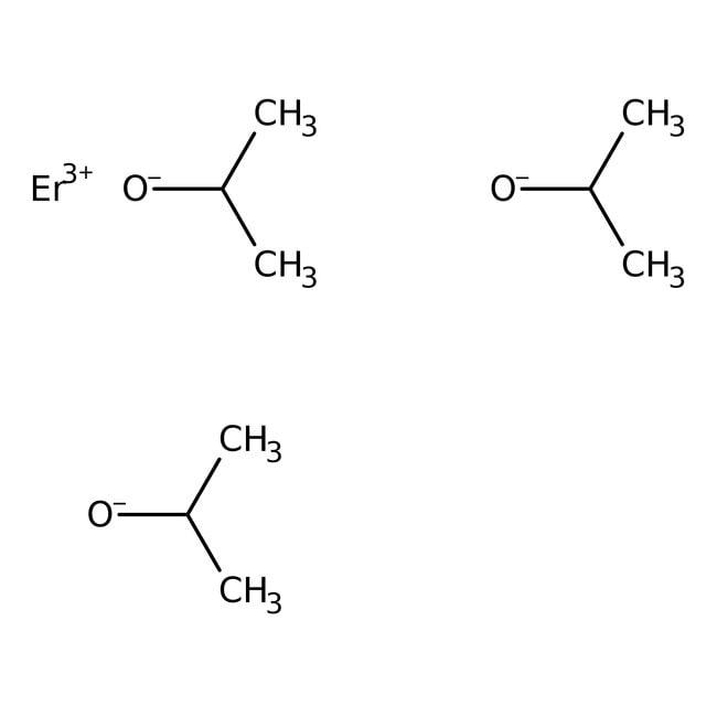 Alfa Aesar  Erbium(III) isopropoxide