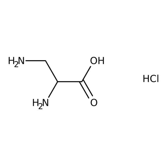 Alfa Aesar™(S)-2,3-Diaminopropionic acid monohydrochloride, 95%