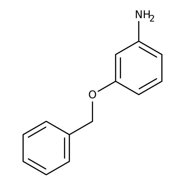 Alfa Aesar™3-Benzyloxyaniline, 98 % 25g Alfa Aesar™3-Benzyloxyaniline, 98 %