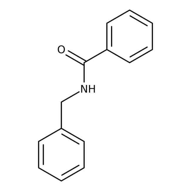 N-Benzylbenzamide, 99%, ACROS Organics™ 5g; Glass bottle N-Benzylbenzamide, 99%, ACROS Organics™
