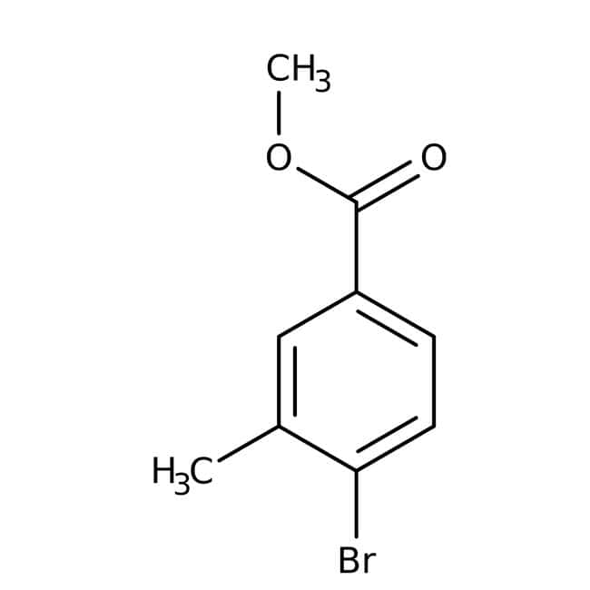 Methyl 4-bromo-3-methylbenzoate, 95%, ACROS Organics™