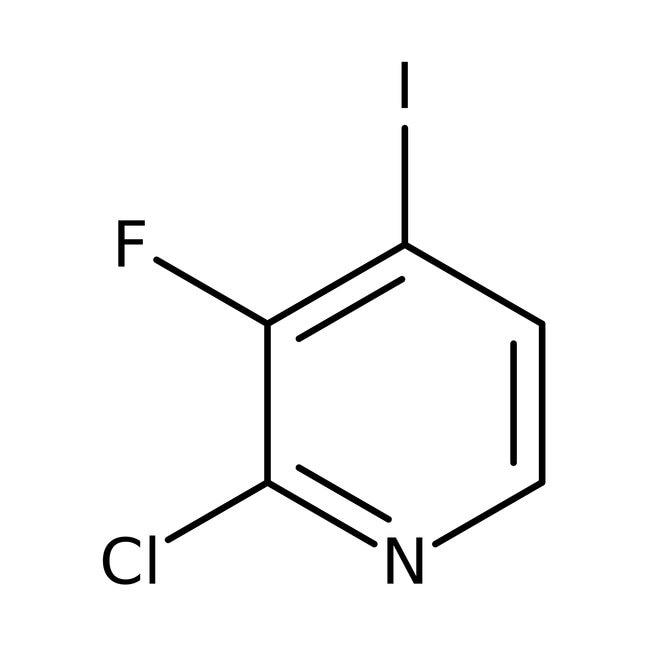Alfa Aesar™2-Chloro-3-fluoro-4-iodopyridine, 98% 250mg Alfa Aesar™2-Chloro-3-fluoro-4-iodopyridine, 98%