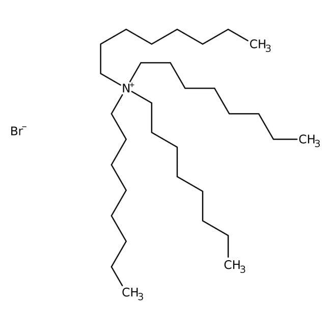 Tetra-n-octylammonium bromide, 98%, ACROS Organics