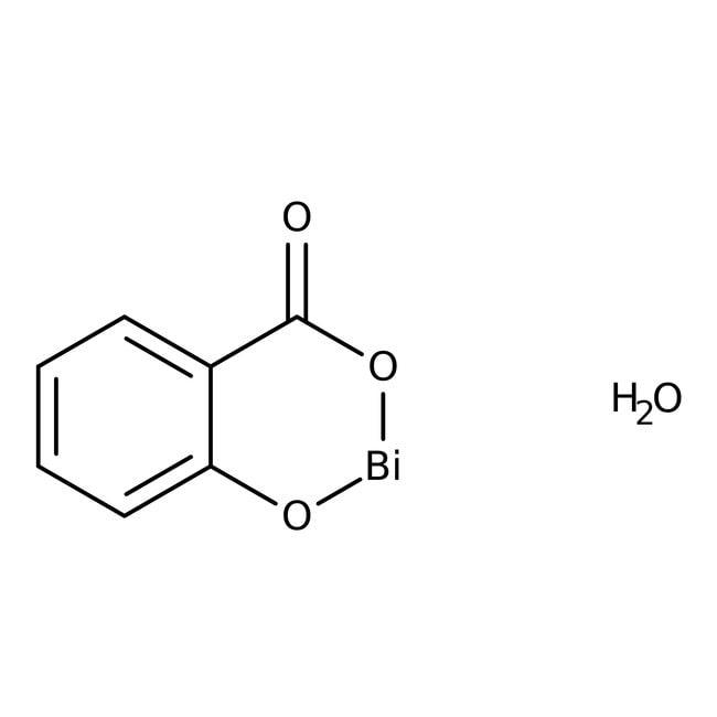 Sous-salicylate de bismuth, 96%, Alfa Aesar™ 1kg Sous-salicylate de bismuth, 96%, Alfa Aesar™