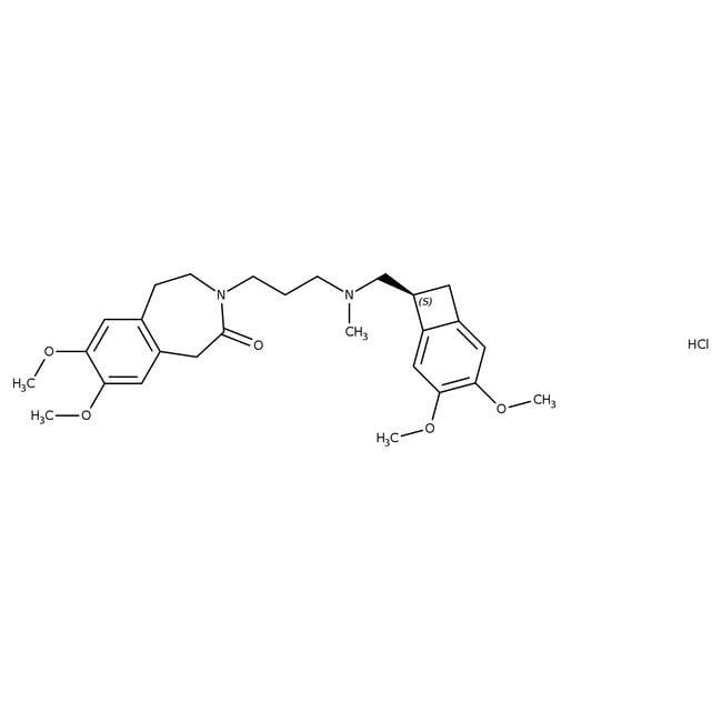 Ivabradine Hydrochloride 98.0+%, TCI America™