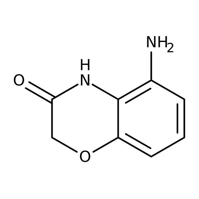 5-Amino-2H-1,4-benzoxazin-3(4H)-on, 97%, Acros Organics™  5-Amino-2H-1,4-benzoxazin-3(4H)-on, 97%, Acros Organics™