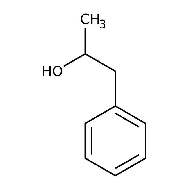 1-Phenyl-2-propanol, 99%, ACROS Organics