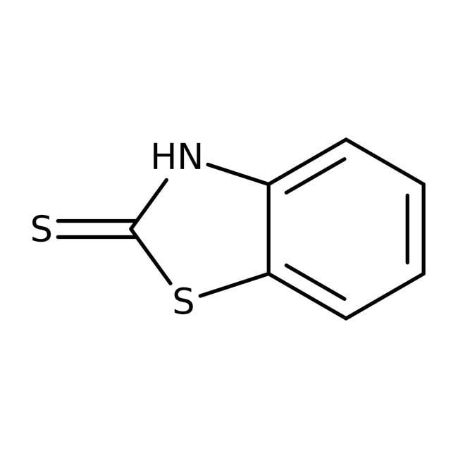 2-Mercaptobenzothiazole, 95%, ACROS Organics™