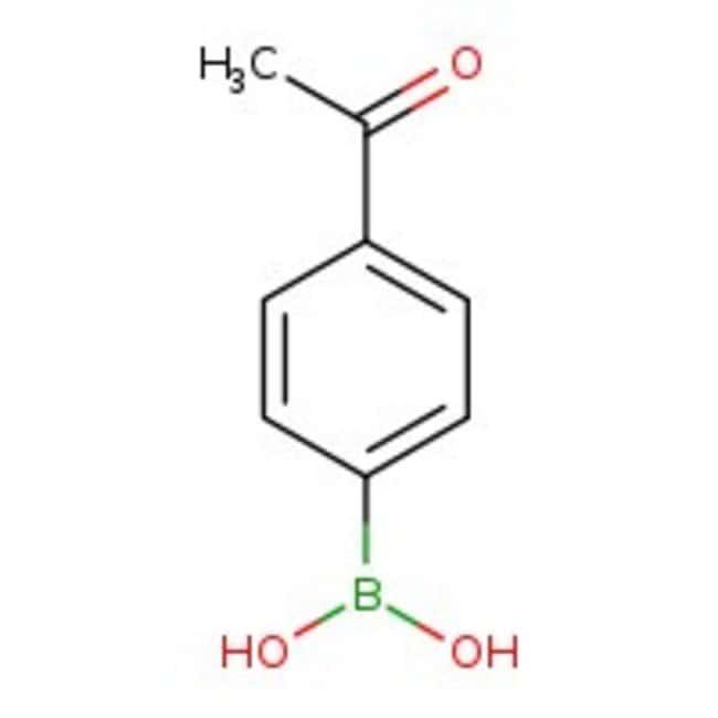 4-Acetylphenylboronic acid, 97%, ACROS Organics