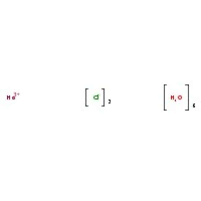 Alfa Aesar  Holmium(III) chloride hexahydrate, REacton , 99.9% (REO)