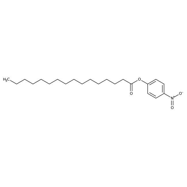 Alfa Aesar™4-Nitrophényl palmitate, 98 + % 1g Alfa Aesar™4-Nitrophényl palmitate, 98 + %