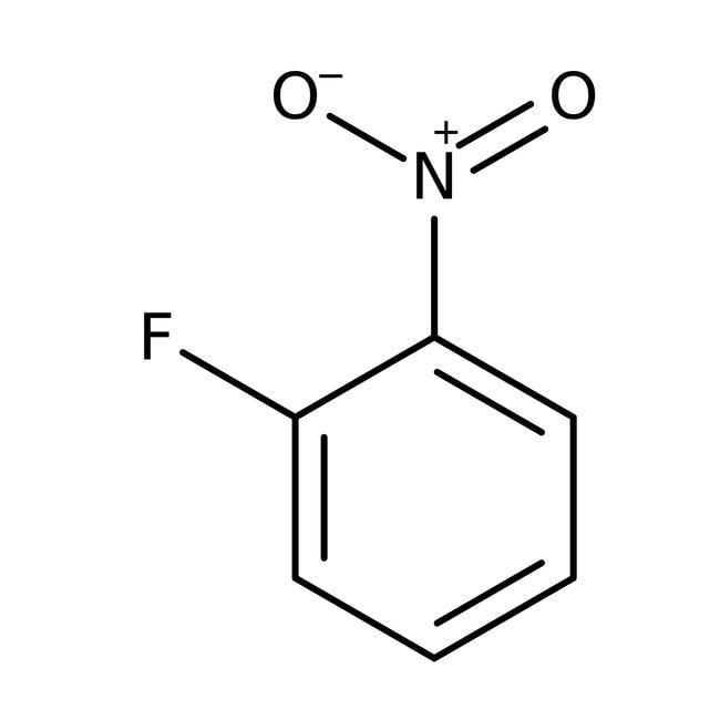 1-Fluoro-2-nitrobenzene, 99%, ACROS Organics™: Organic oxygen compounds Organic Compounds