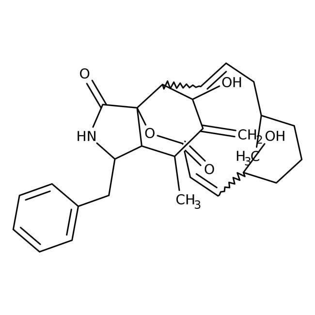 Cytochalasin B Acros Organics Biochemicals Chemicals