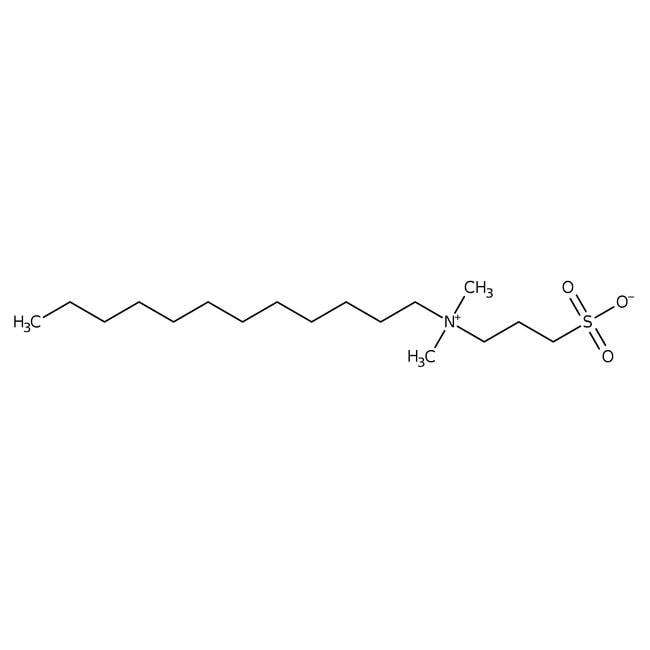Alfa Aesar™N-Dodecyl-N,N-dimethyl-3-ammonio-1-propanesulfonate 5g Alfa Aesar™N-Dodecyl-N,N-dimethyl-3-ammonio-1-propanesulfonate