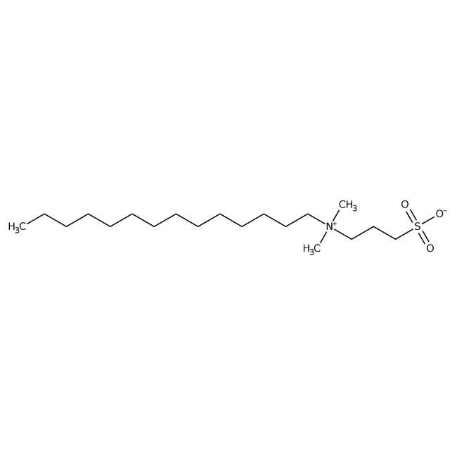 3-(N,N-Dimethylmyristylammonio)propanesulfonate, 97%, ACROS Organics™