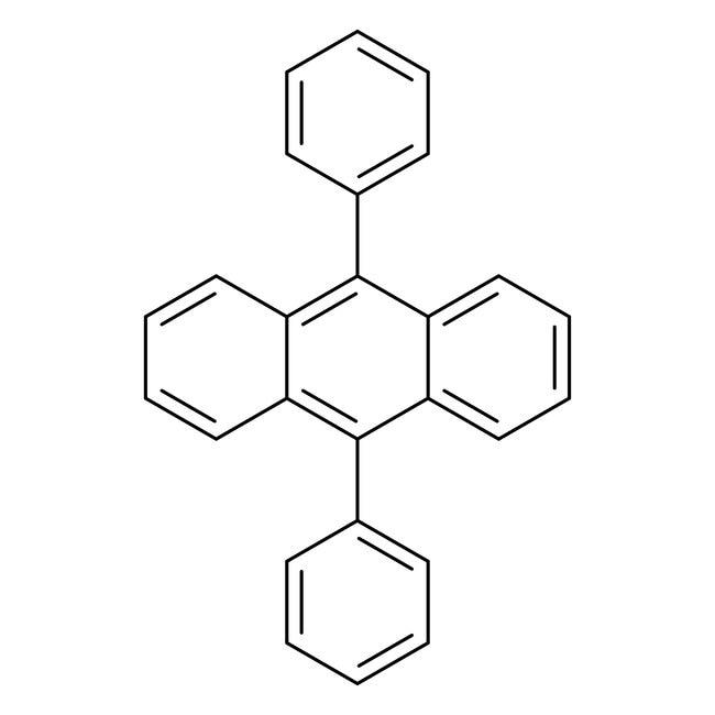 9,10-Diphenylanthracene, 98%, ACROS Organics™