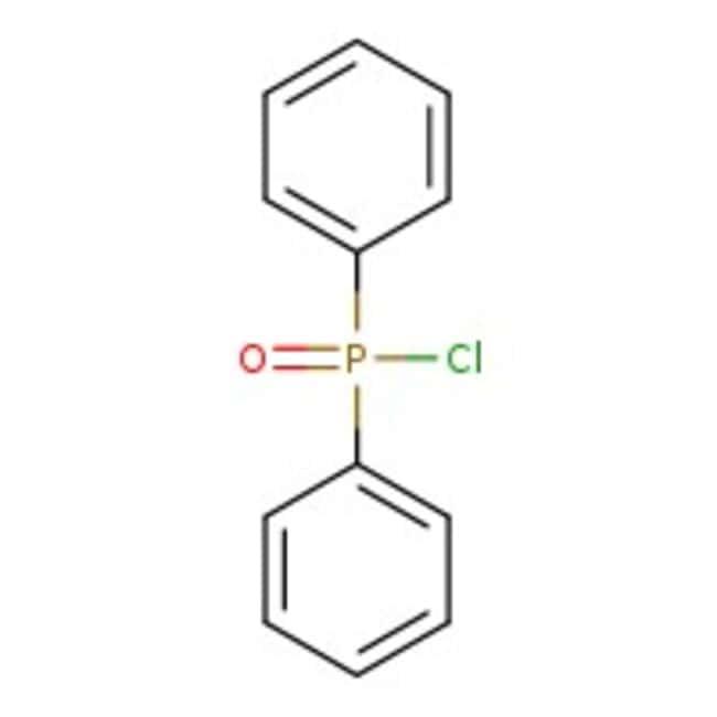 Diphenylphosphinyl chloride, 98%, ACROS Organics