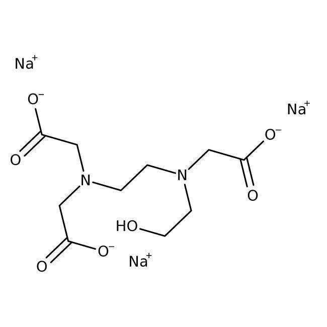 N-(2-Hydroxyethyl)ethylenediamine-N,N′,N′-triacetic Acid 98.0+%, TCI America™