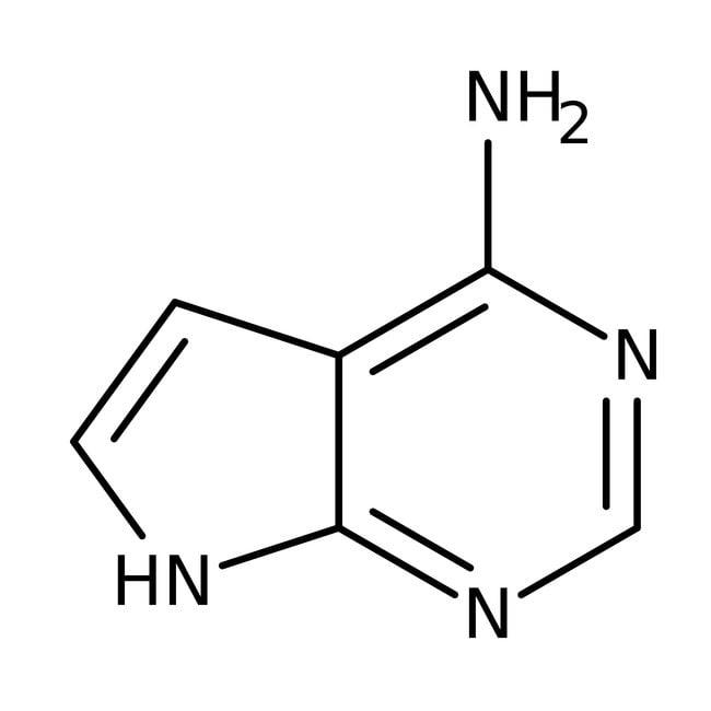Alfa Aesar™6-Amino-7-deazapurine, 97%: Chemicals Ver productos